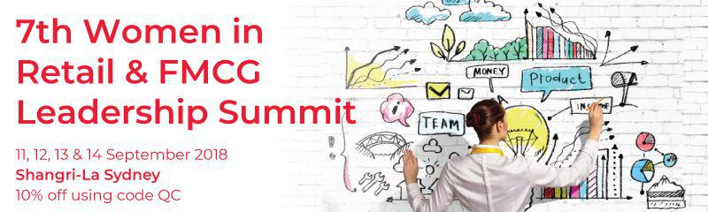 7th Women in Retail & FMCG Leadership Summit
