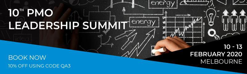 10th PMO Leadership Summit